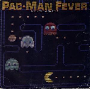 Pac-Man+Fever+Record+Album