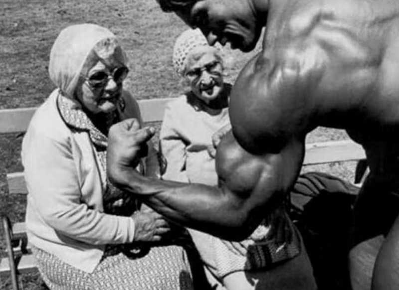 Arnold Flex